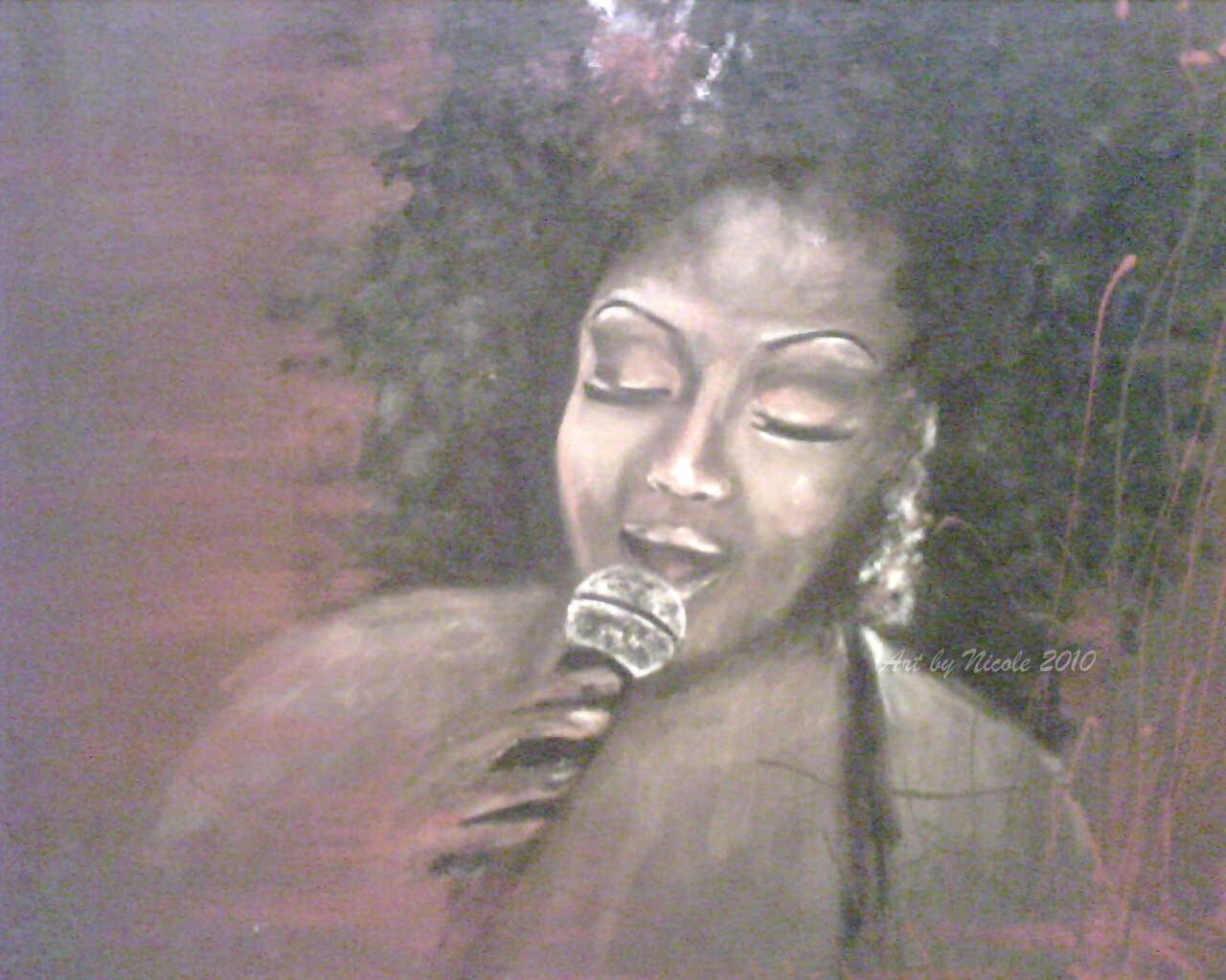 """""""My Soul Sings"""" - SOLD"""