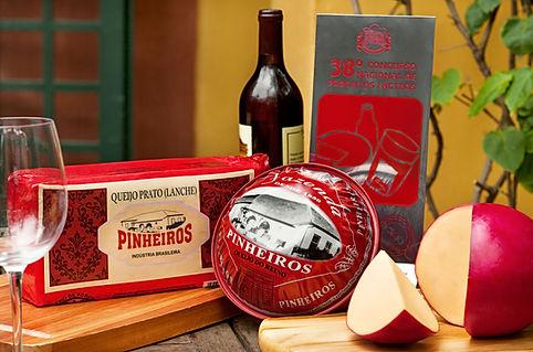 queijos reino e prato