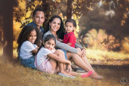 Ensaio Familia do Antonia