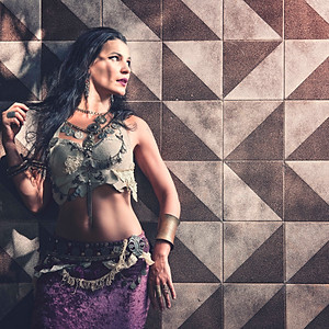 Dançarina do ventre- Aline