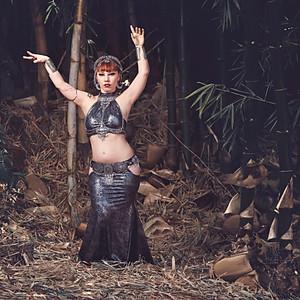 Dançarina do Ventre- Leila