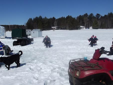 Ice Fishing Soon!