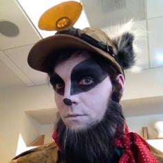 Badger the Miner - Fantastic Mr. Fox