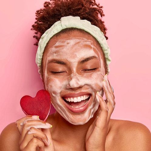 Queen of Hearts Organic Soap