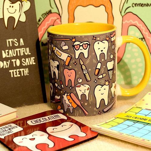 Mug-Coaster deal(Dentist)