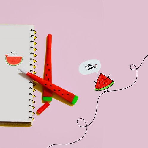 Watermelon Pen