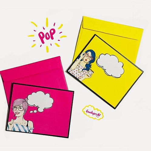 Popart Envelopes