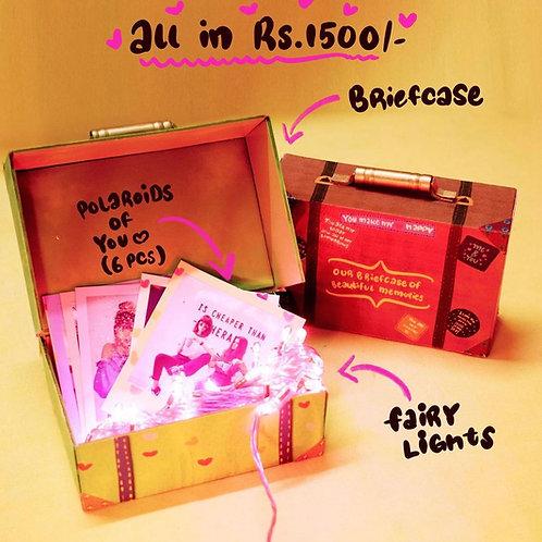 Briefcase pack