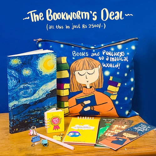 Bookworm Pack