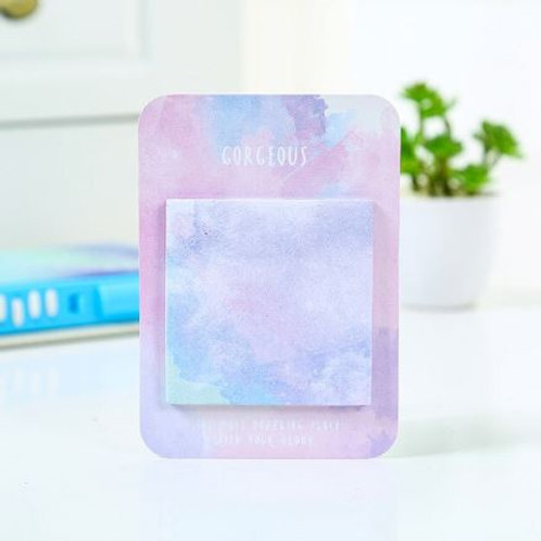 Gorgeous sticky notes
