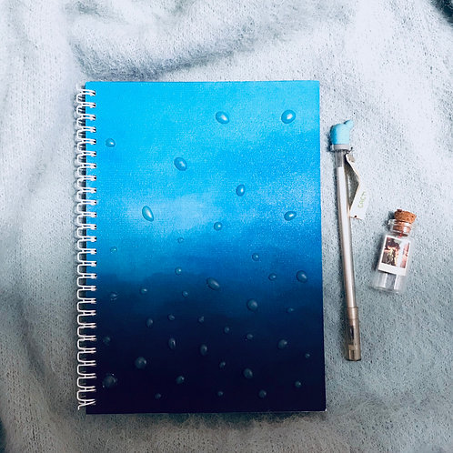 3D DROPLET JOURNAL
