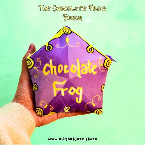 Chocolate Frog Pouch