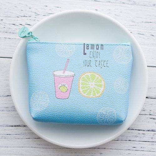 Lemon Fruit Pouch