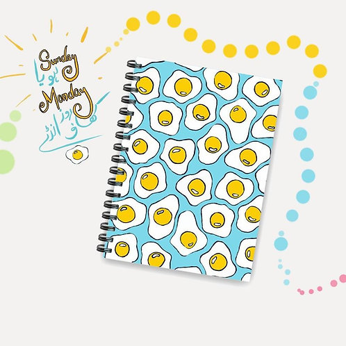 EGG NOTEBOOK