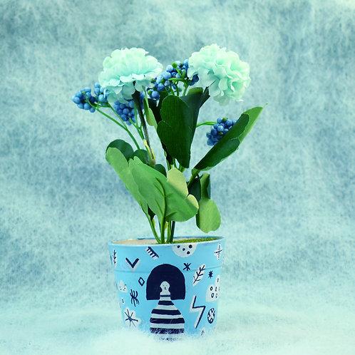 blooming Pot