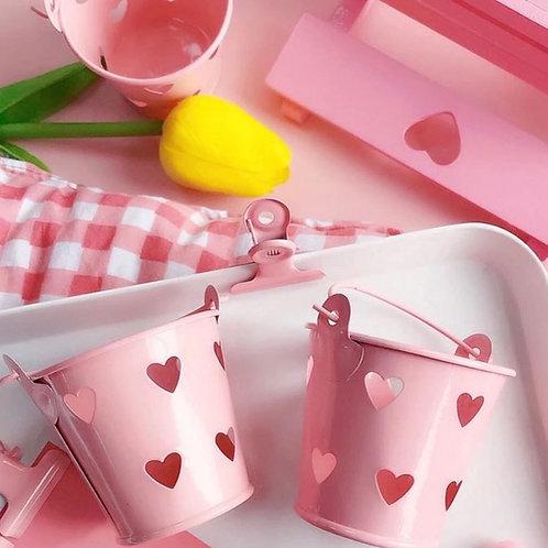 Tiny Heart buckets