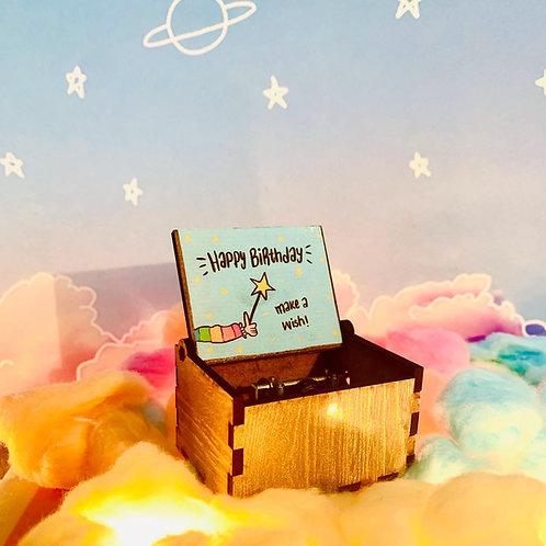 Hp music box