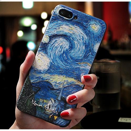 3d Print Van Gogh's Painting I phone case