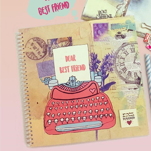 Scrapbook for Friends