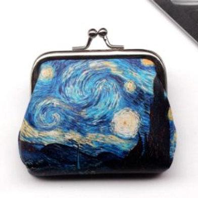 Van Gogh Coin purse