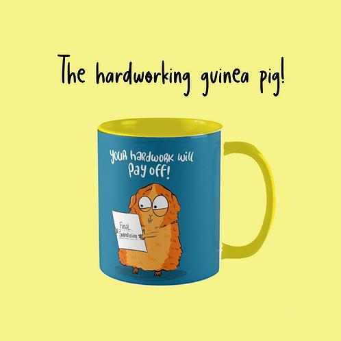 Guinea pig mug