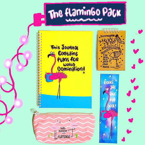 The Flamingo Pack
