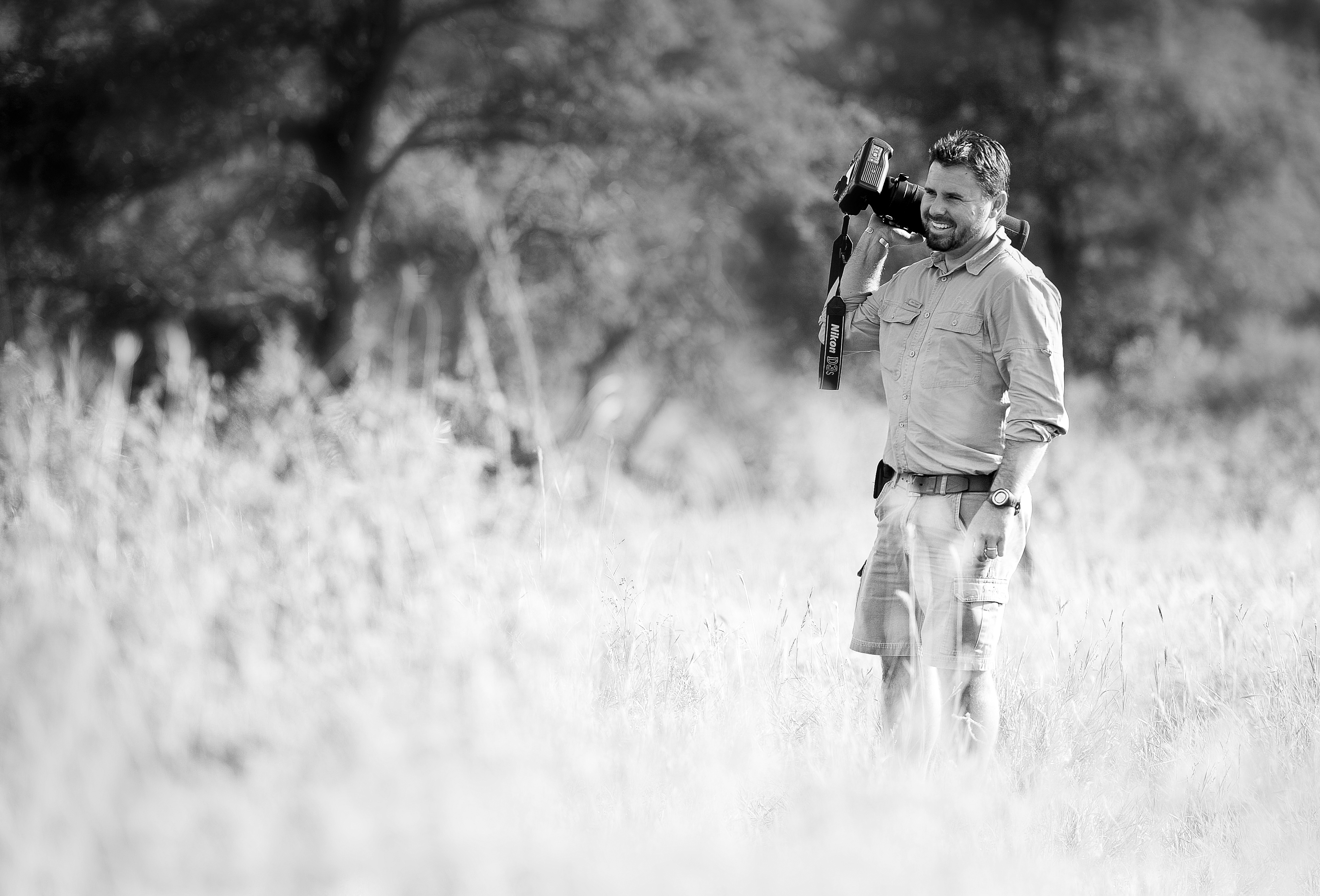 Ross Couper South African Wildlife Photographer