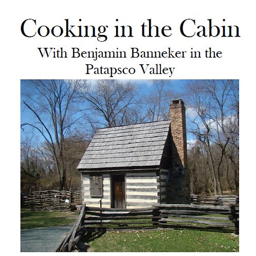 Cooking in the Cabin Digital Download