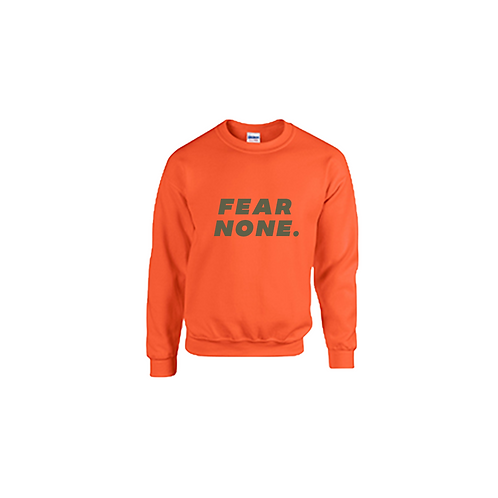 Burnt Orange Crewneck