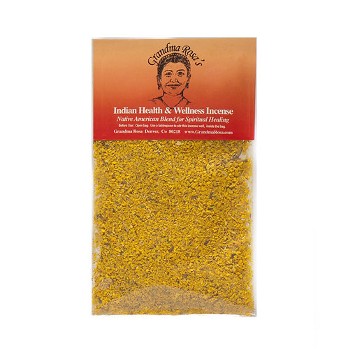 Indian Health and Wellness Incense