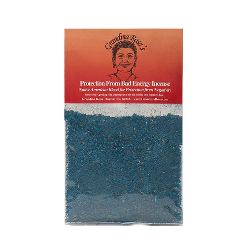 Protection from Bad Energy Incense
