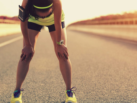 MUSCLE FATIGUE – Training and nutrition