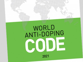INADVERTENT DOPING – What is it? Causes and Anti-Doping Code