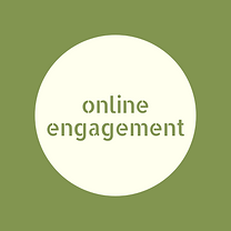 Online engagement on the dot