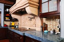 kitchen granite photo