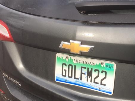 Golf on M-22