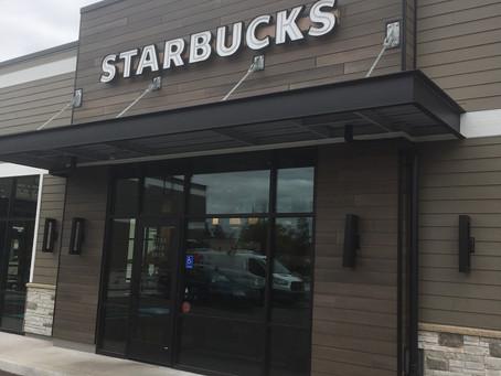 Starbuck's Arrival