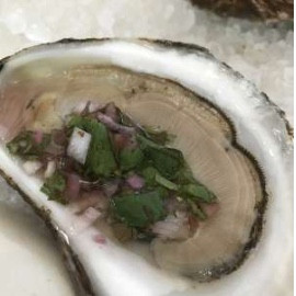 Oysters and Vines