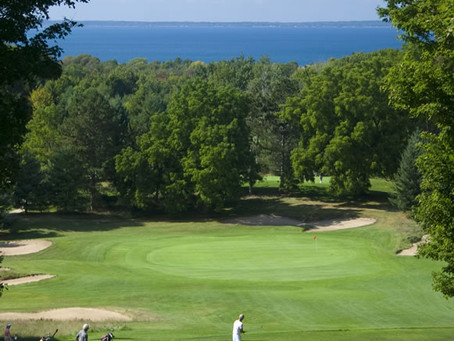 Six Favorite Courses Along M 22 That Won't Cost You an Arm and a Leg