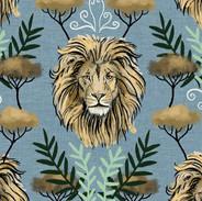 Blue Lion