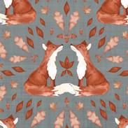 Teal Fox