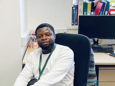 Young Researcher - Neville Ngum - Aston University