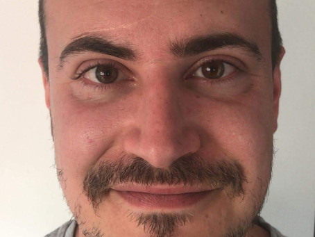 Young Researcher - Alberto Coll Manzano - University of Barcelona