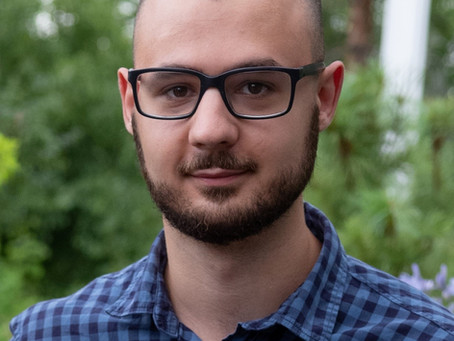 Young Researcher - Anton Sdobnov - University of OULU