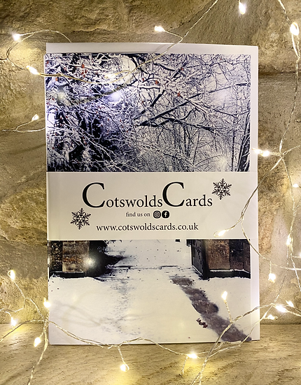 Cotswolds Cards Christmas 6-pack