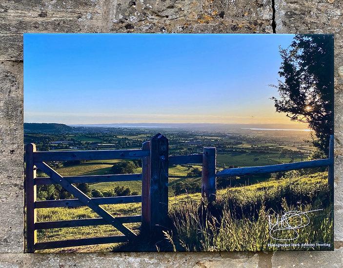 Coaley Peak Canvas