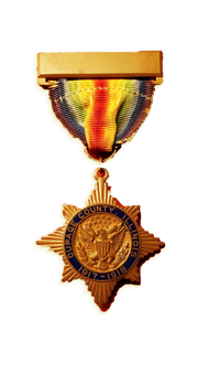 Dupage County, Illinois, medal