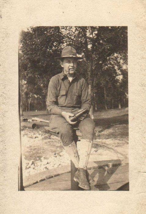 Ernest G. Busch