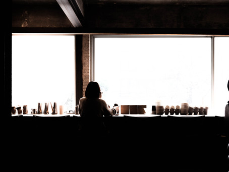 SEOUL: Anthracite Coffee Roasters no.1