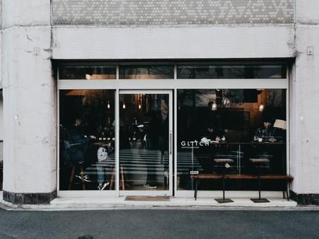 TOKYO: Glitch Coffee